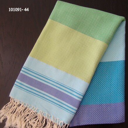 Hudgens Honeycomb Weave 100% Cotton Bath Towel by Darby Home Co